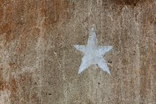 Free Old Brown Cement Plaster Wall Background Stock Photo - 32199420