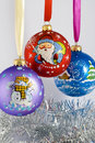 Free Christmas Tree Decorations Royalty Free Stock Photography - 3227357