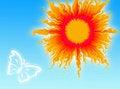 Free Sun In The Sky Stock Photos - 3227853