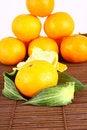 Free Tangerine Royalty Free Stock Photo - 3229785