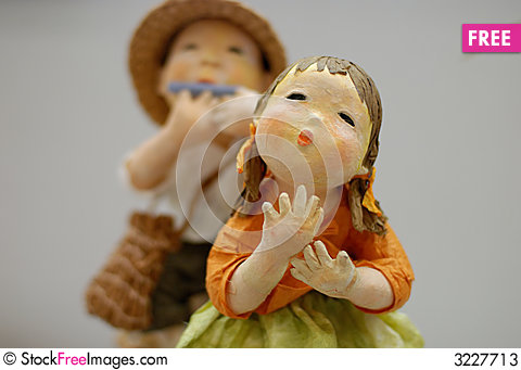 Free Lovely Doll Stock Photos - 3227713