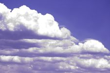 Free Cloudscape Stock Image - 3220921