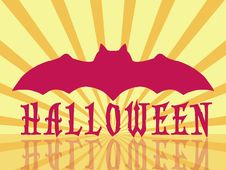 Free Retro Halloween Royalty Free Stock Images - 3221159