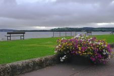Free Helensburgh Keyside Stock Photography - 3222032