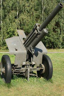 Free Cannon Royalty Free Stock Photos - 3222508