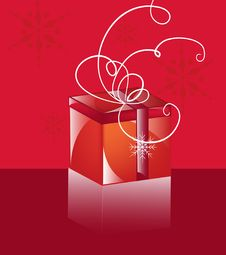 Free Surprise Gift Stock Photography - 3222772
