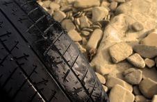 Free Black Tyre Stock Photos - 3222993