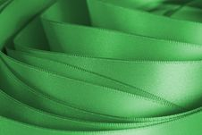Free Green Ribbon Stock Images - 3223574