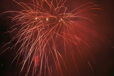 Free Fireworks Stock Images - 3224694