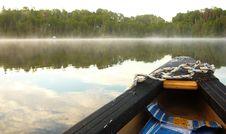 Free Canoe Ride Stock Image - 3224741
