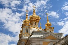 Free Golden Church Stock Images - 3224854