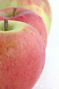Free Apples Royalty Free Stock Photo - 3225245