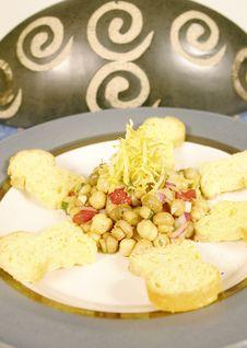 Free Mushroom Salad Stock Images - 3225744