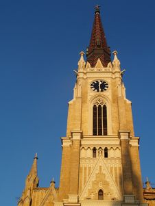 Free St. Mary Cathedral Royalty Free Stock Photos - 3225938