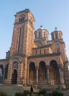 Free St. Mark Church Belgrade Royalty Free Stock Photo - 3225945