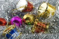 Free Christmas Tree Decorations Royalty Free Stock Images - 3226619