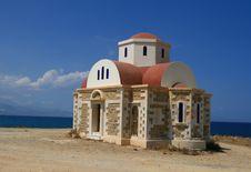 Free Greek Chapel Stock Photos - 3226643
