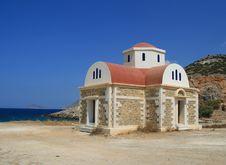 Free Greek Chapel Stock Photos - 3226653