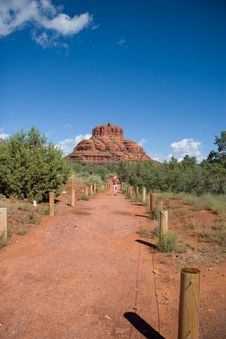 Free Bell Rock Trail Stock Images - 3227174