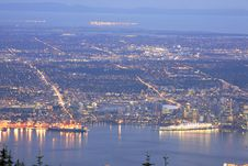 Free Vancouver City Stock Images - 3227804
