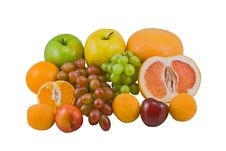 Free Colorful Fruits Stock Image - 3228321