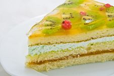 Free Cake Royalty Free Stock Photography - 3228437