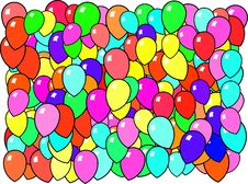 Free Balloons Stock Images - 3228594