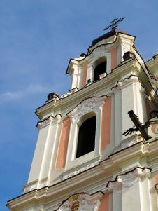 Free Church Tower Royalty Free Stock Image - 3228866