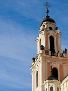 Free Church Tower Stock Photos - 3228933