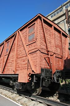 Free Railroad Wagon Stock Images - 3229054
