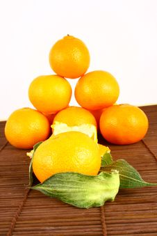 Free Tangerine Royalty Free Stock Images - 3229809