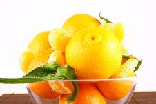Free Tangerine Royalty Free Stock Photos - 3229898