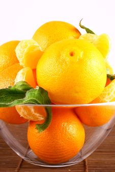 Free Tangerine Royalty Free Stock Images - 3229909