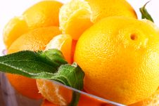 Free Tangerine Royalty Free Stock Photo - 3229925