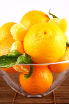 Free Tangerine Royalty Free Stock Photos - 3229938