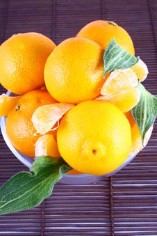 Free Tangerine Royalty Free Stock Photo - 3229975