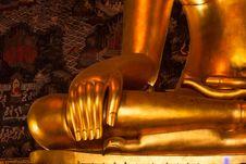 Free Buddha Statue Royalty Free Stock Photography - 32209467