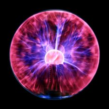 Free PLasma Generator Royalty Free Stock Photo - 32209785