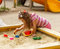 Free Little Girl In Sandbox Royalty Free Stock Image - 32209576