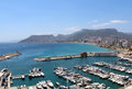 Free Panoramic View Over Calp &x28;Spain&x29; Royalty Free Stock Image - 32218496