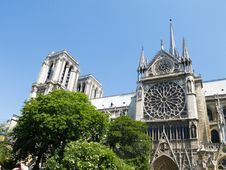 Free Notre Dame Cathedral, Paris Royalty Free Stock Images - 32218499