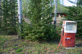 Free Vintage Gas Pump Stock Photo - 32221650