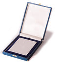 Free Silver Medal In The Box Royalty Free Stock Photography - 32224137