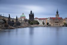 Free Prague. Stock Image - 32228611