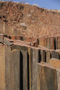 Free Organ Pipes, Damaraland, Namibia. Stock Photography - 32236162