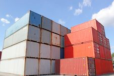 Free Containers Stock Photos - 32230543
