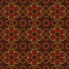 Free Abstract Seamless Pattern Royalty Free Stock Photos - 32235168