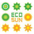 Free Eco Sun Stock Photography - 32243282
