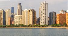 Free CHICAGO DOWNTOWN Stock Photography - 32242172