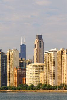 Free CHICAGO DOWNTOWN Stock Photos - 32242173
